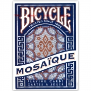 Baralho Bicycle Mosaique