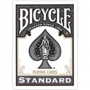Baralho Bicycle Standard Preto (PROMO ANIVERSÁRIO)
