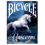 Baralho Bicycle Unicorns by Anne Stokes