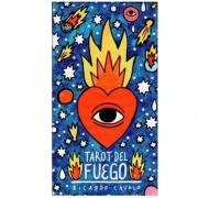 Baralho Fournier Tarot Del Fuego By Ricardo Cavolo