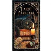 Baralho Fournier Tarot Familiars By Lisa Parker