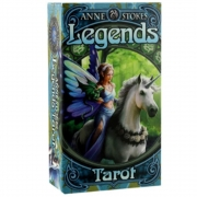 Baralho Fournier Tarot Legends By Anne Stokes