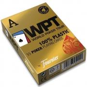 Baralho Fournier WPT Gold Edition Jumbo Vermelho