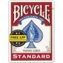 Baralho Bicycle Standard Original Vermelho