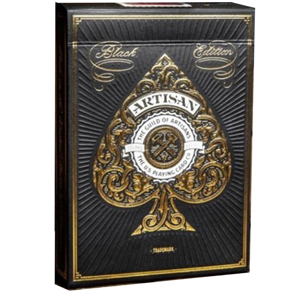 Baralho Artisan Black - Premuim Edition