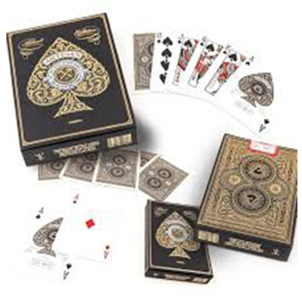 Baralho Artisan White - Artisan Black  - Premium Edition (kit com 2 baralhos )