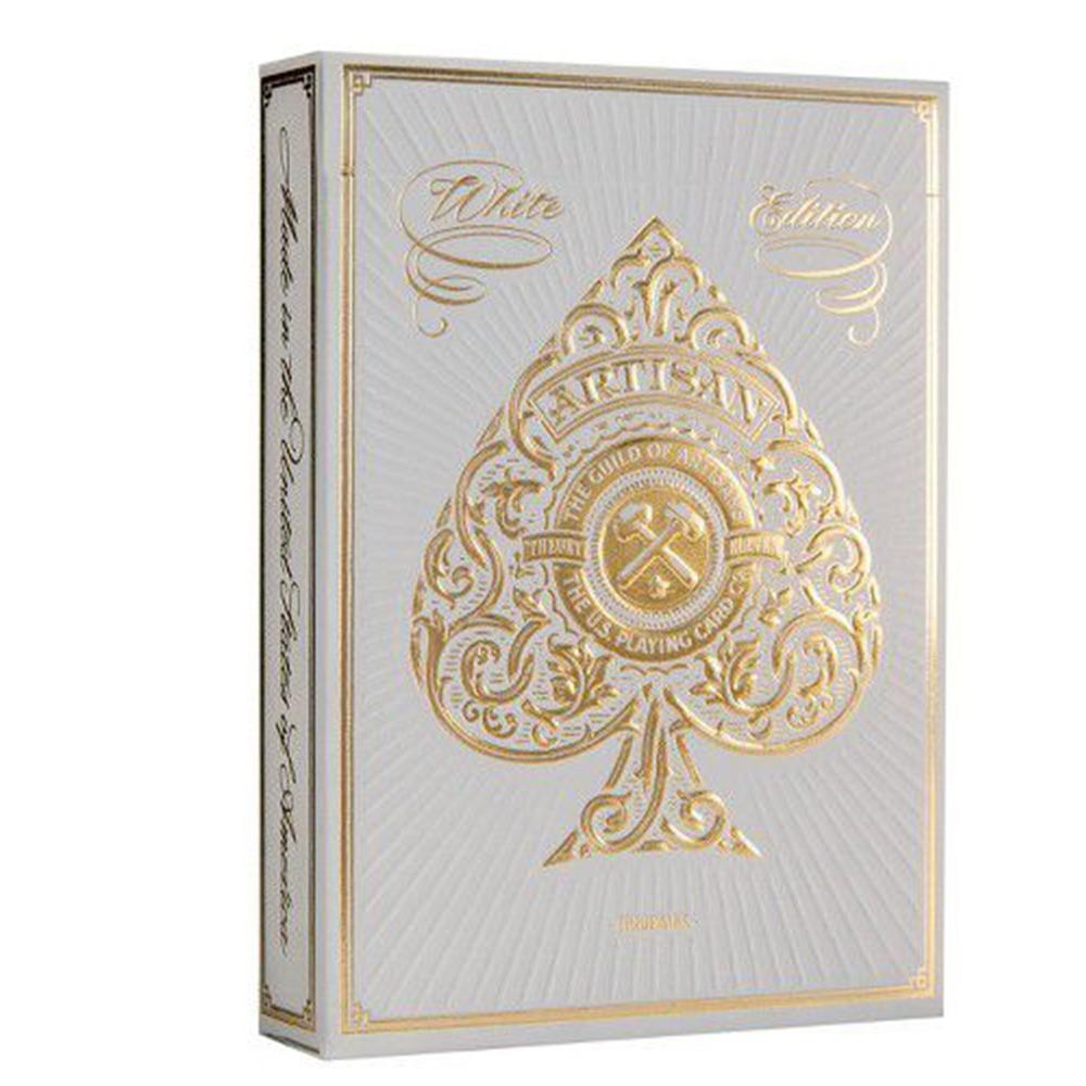 Baralho Artisan White - Premium Edition