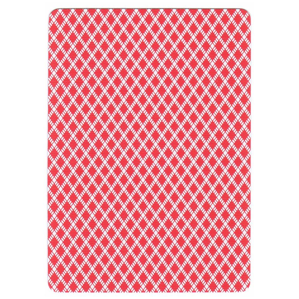 Baralho BEE Standard vermelho (PAR)