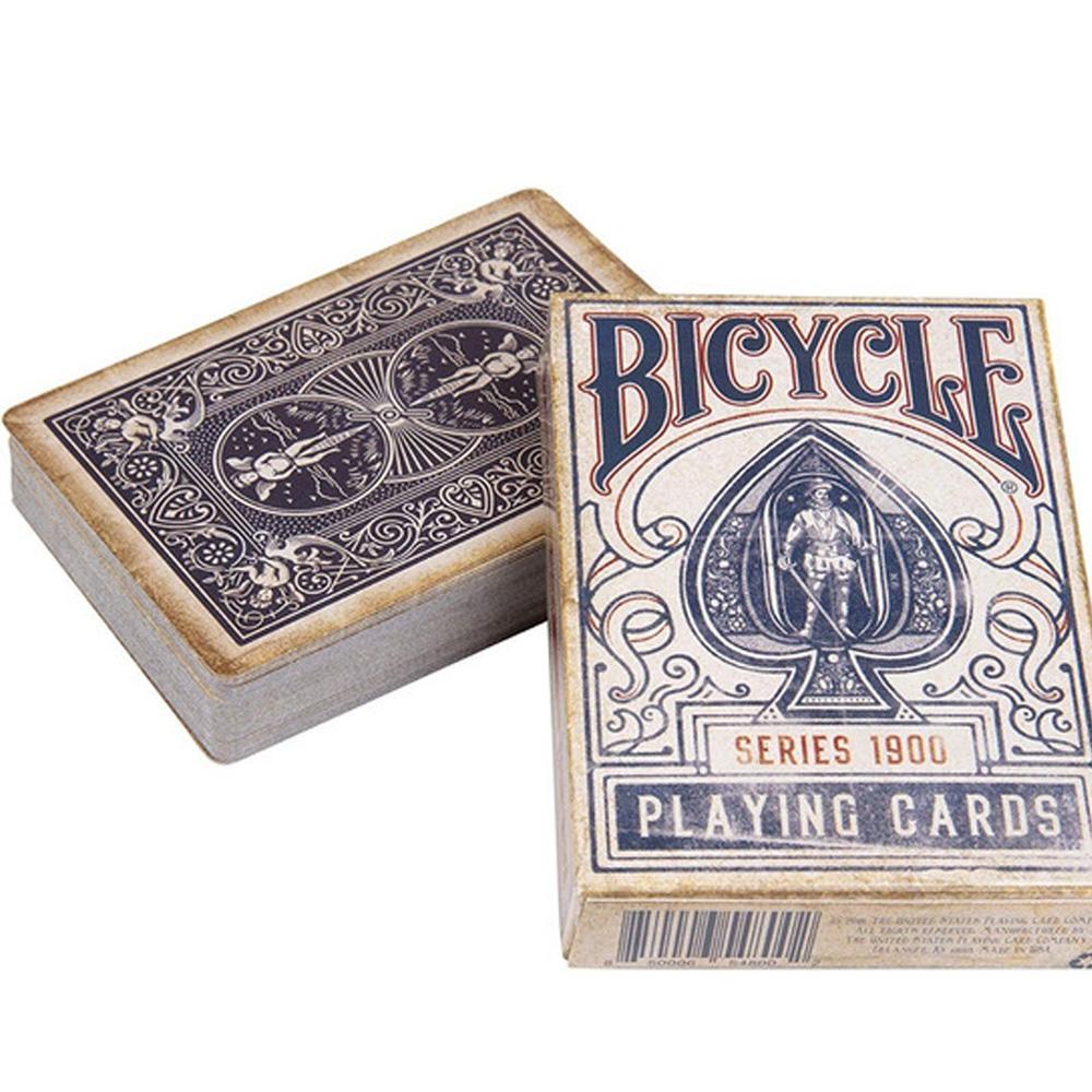 Baralho Bicycle 1900 Azul