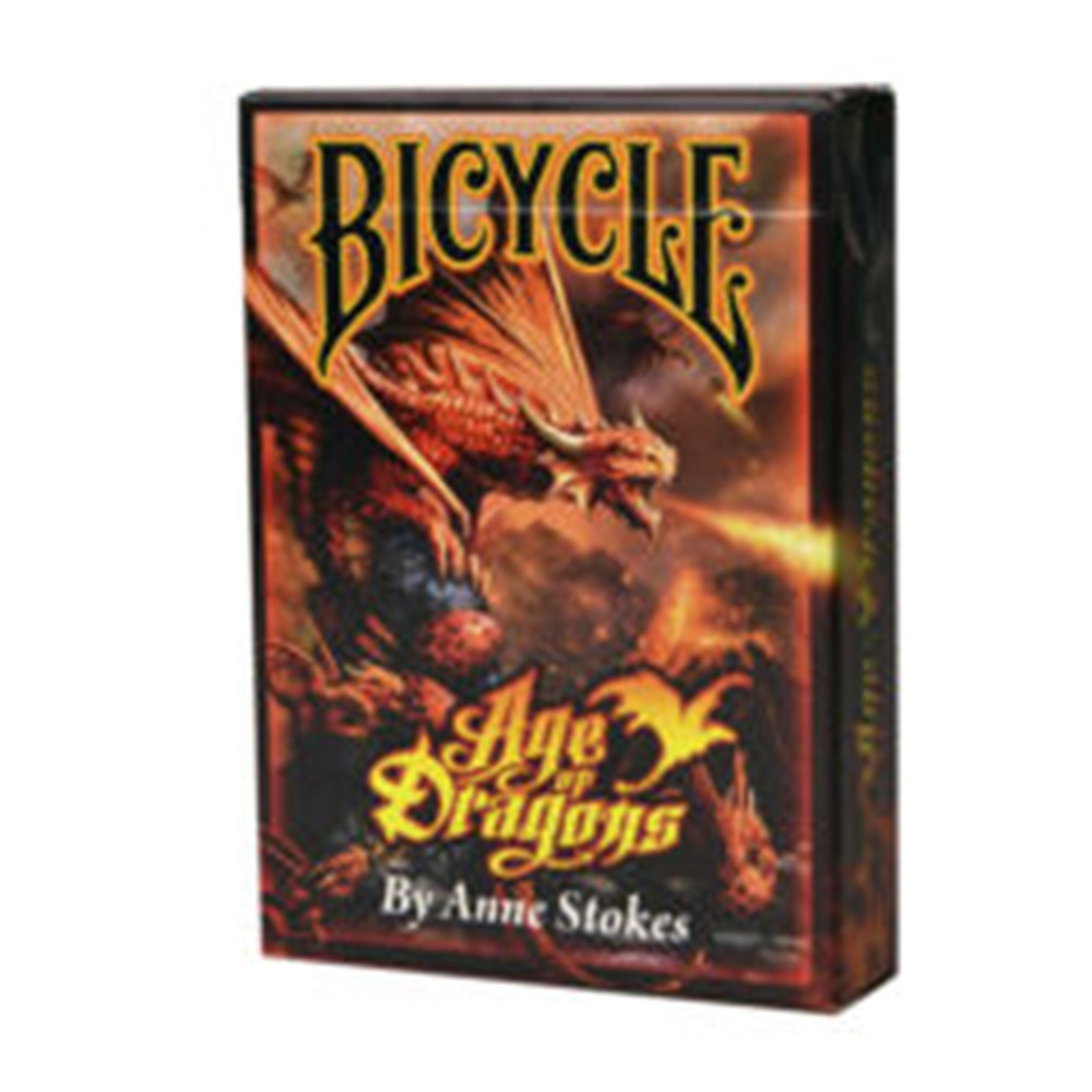 Baralho Bicycle Age of Dragons Anne Stokes