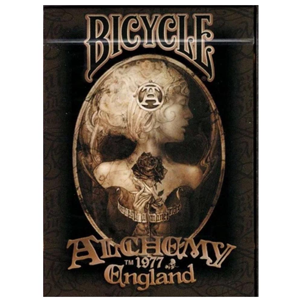 Baralho Bicycle Alchemy 1977