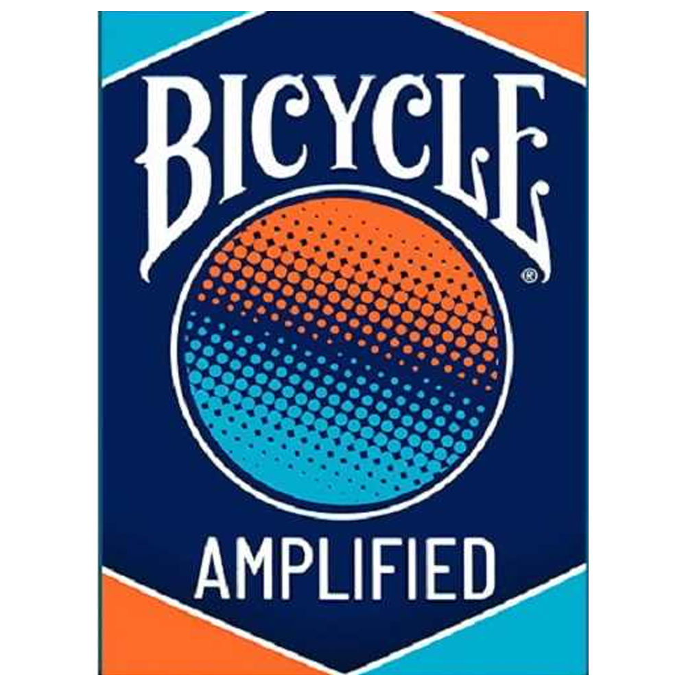 Baralho Bicycle  Amplified- Premium