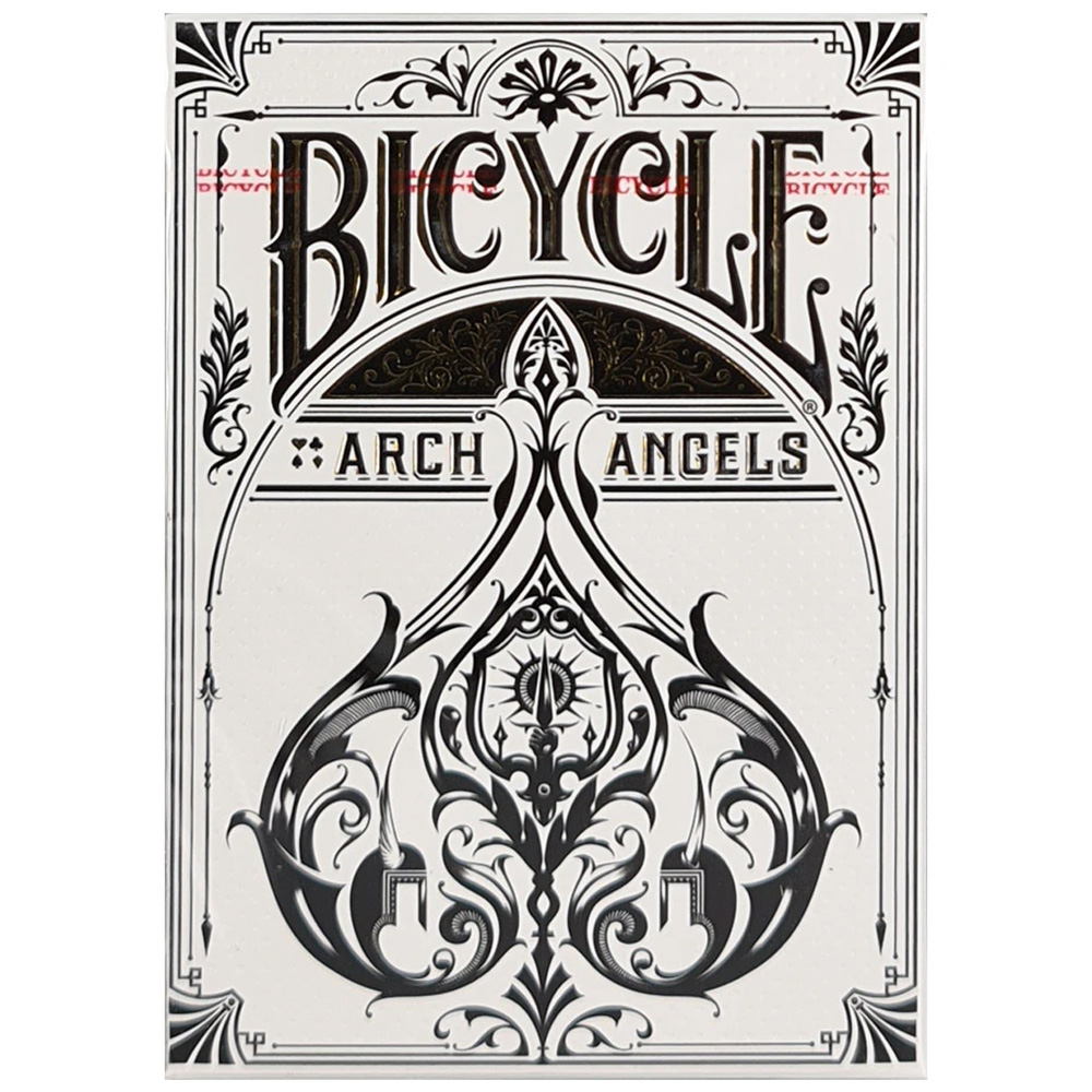 Baralho Bicycle Archangels - PREMIUM Deck