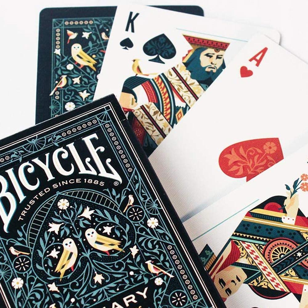 Baralho Bicycle Aviary Premium