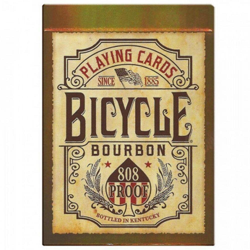 Baralho Bicycle Bourbon - PREMIUM Deck
