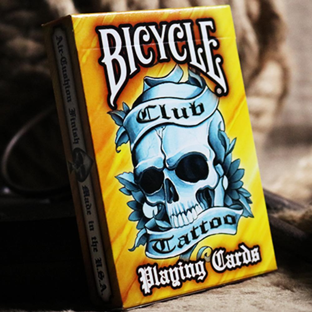 Baralho Bicycle Club Tattoo
