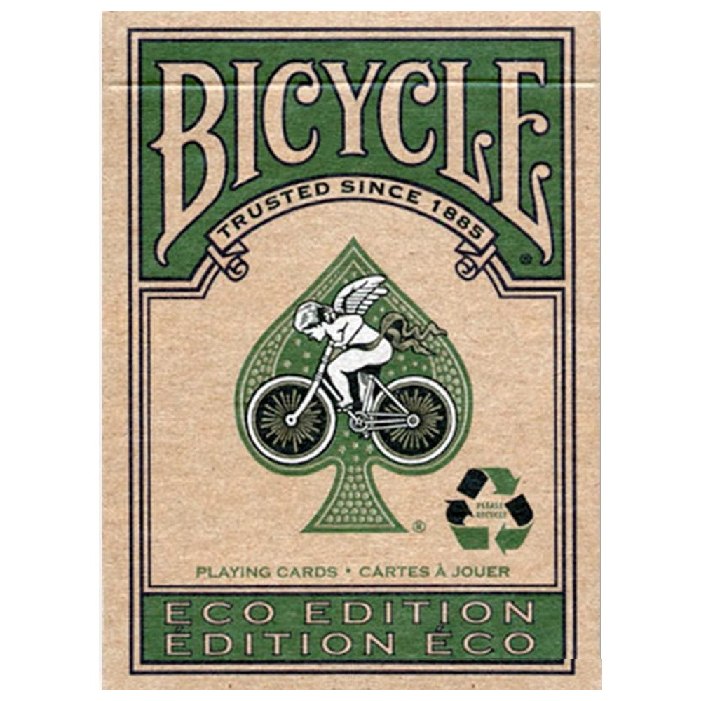 Baralho Bicycle Eco Edition