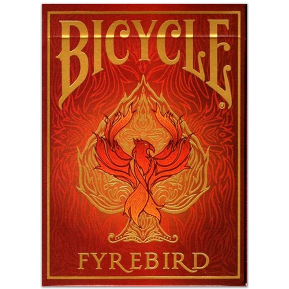 Baralho Bicycle Fyrebird - Premium