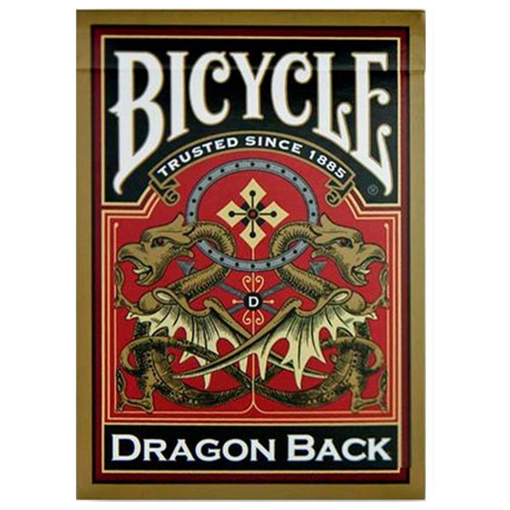 Baralho Bicycle Gold Dragon