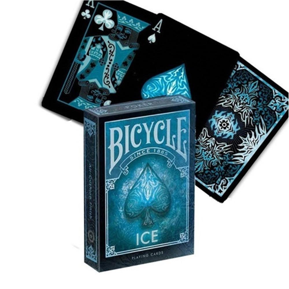 Baralho Bicycle Ice + Fireflyies  (kit com 2 baralhos)