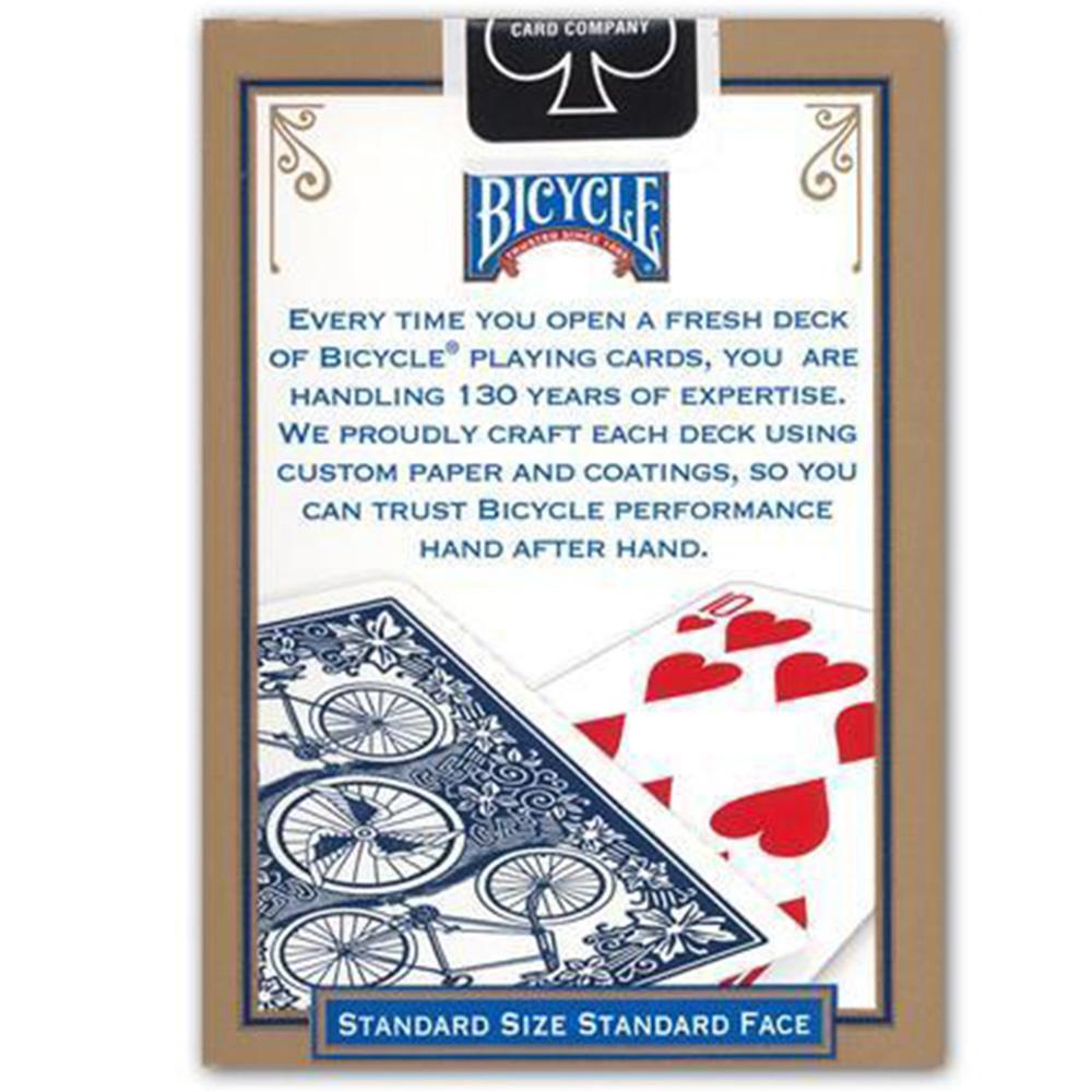 Baralho Bicycle League Back Azul