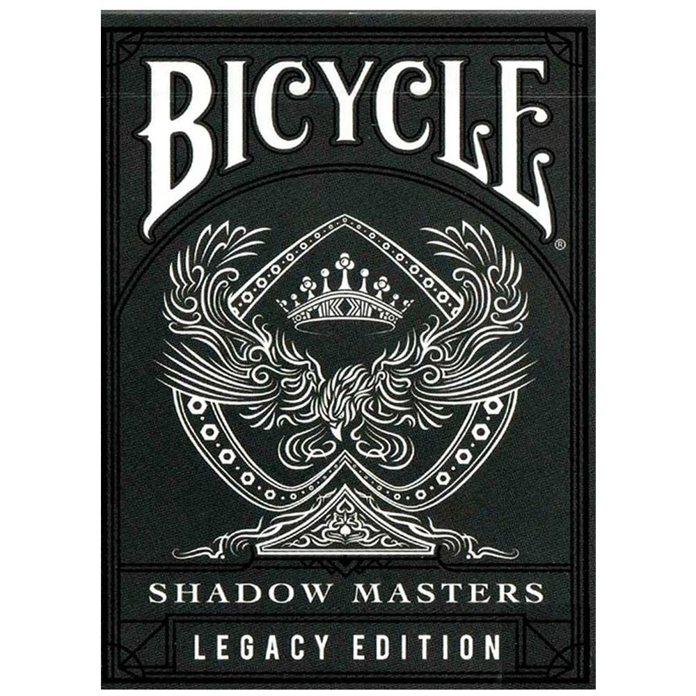 Baralho Bicycle Legacy Shadow Masters