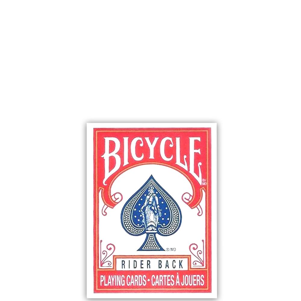 Baralho Bicycle Mini Deck   Vermelho