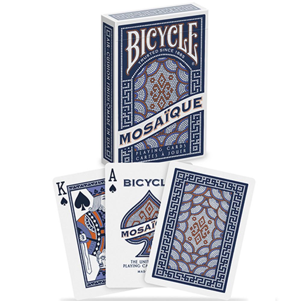 Baralho Bicycle Mosaique (PROMO ANIVERSÁRIO)