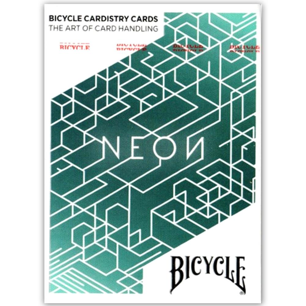 Baralho Bicycle Neon