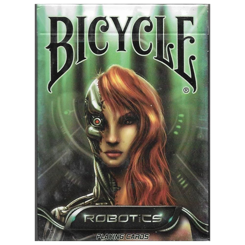 Baralho Bicycle Robotics Edição Colecionador