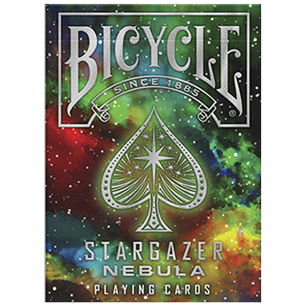 Baralho Bicycle Stargazer Nebula Premium Deck (Lançamento)