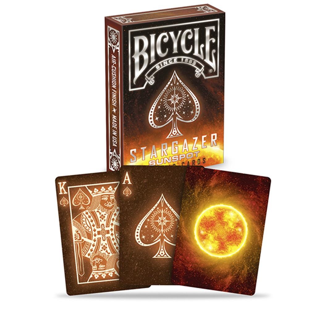 Baralho Bicycle Stargazer, Nebula, Sunspot e New Moon (kit com 4 baralhos)