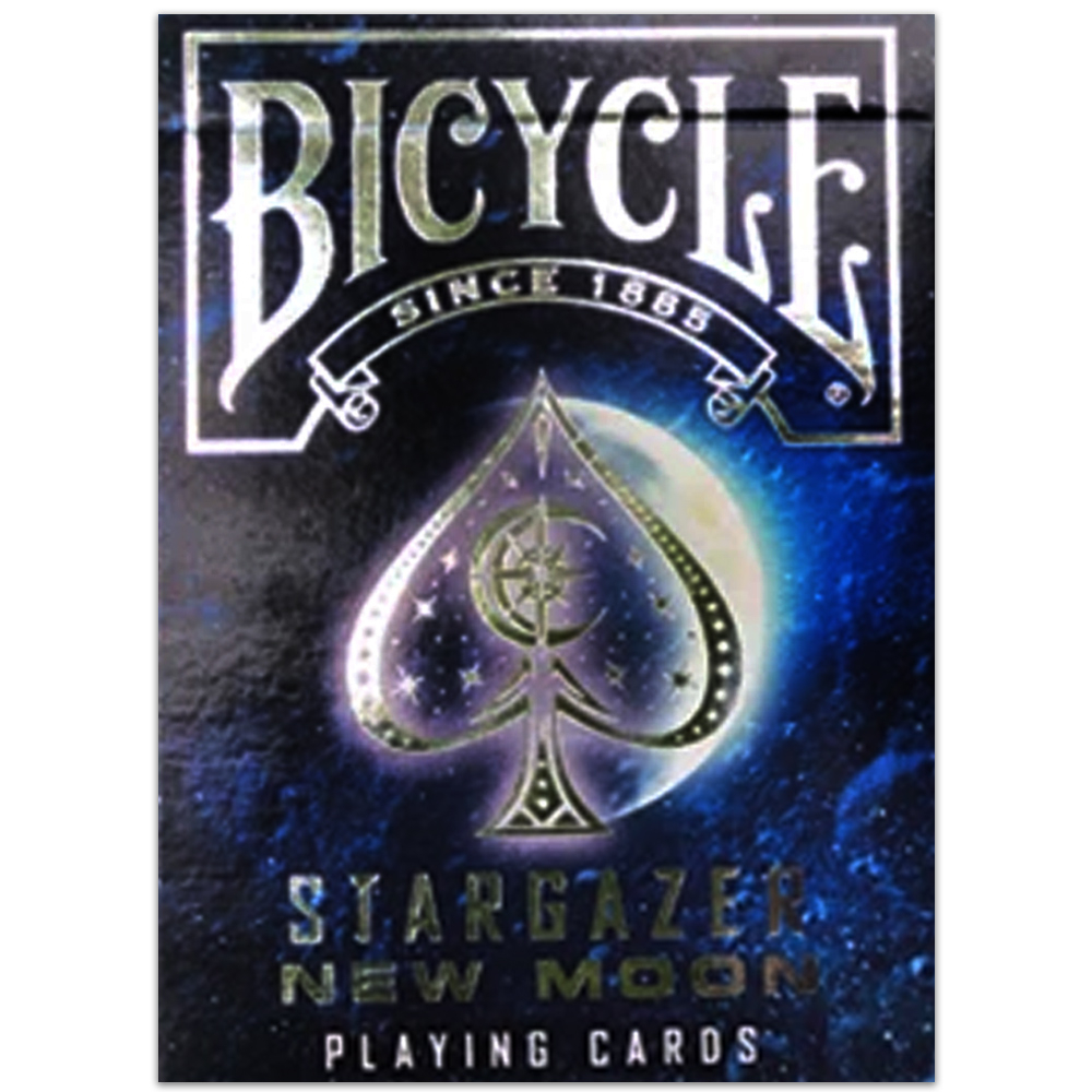Baralho Bicycle Stargazer New Moon Premium