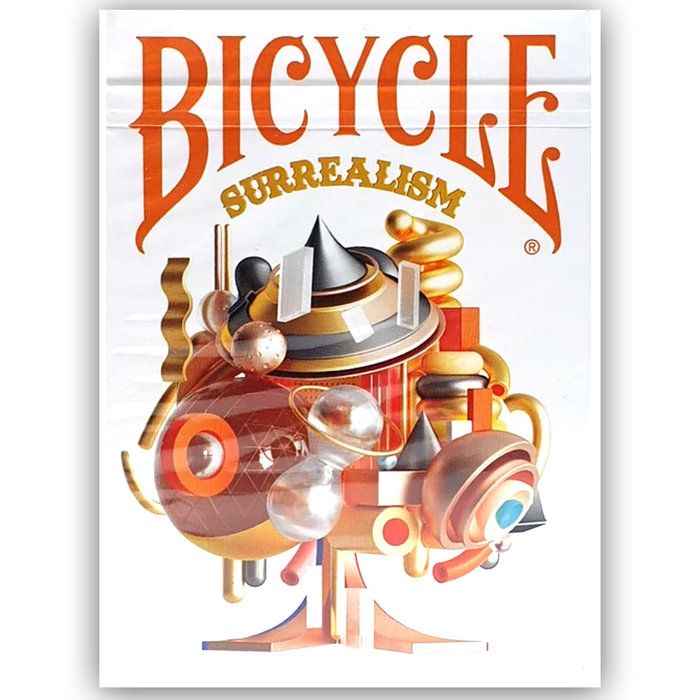 Baralho Bicycle Surrealism Edição Limitada