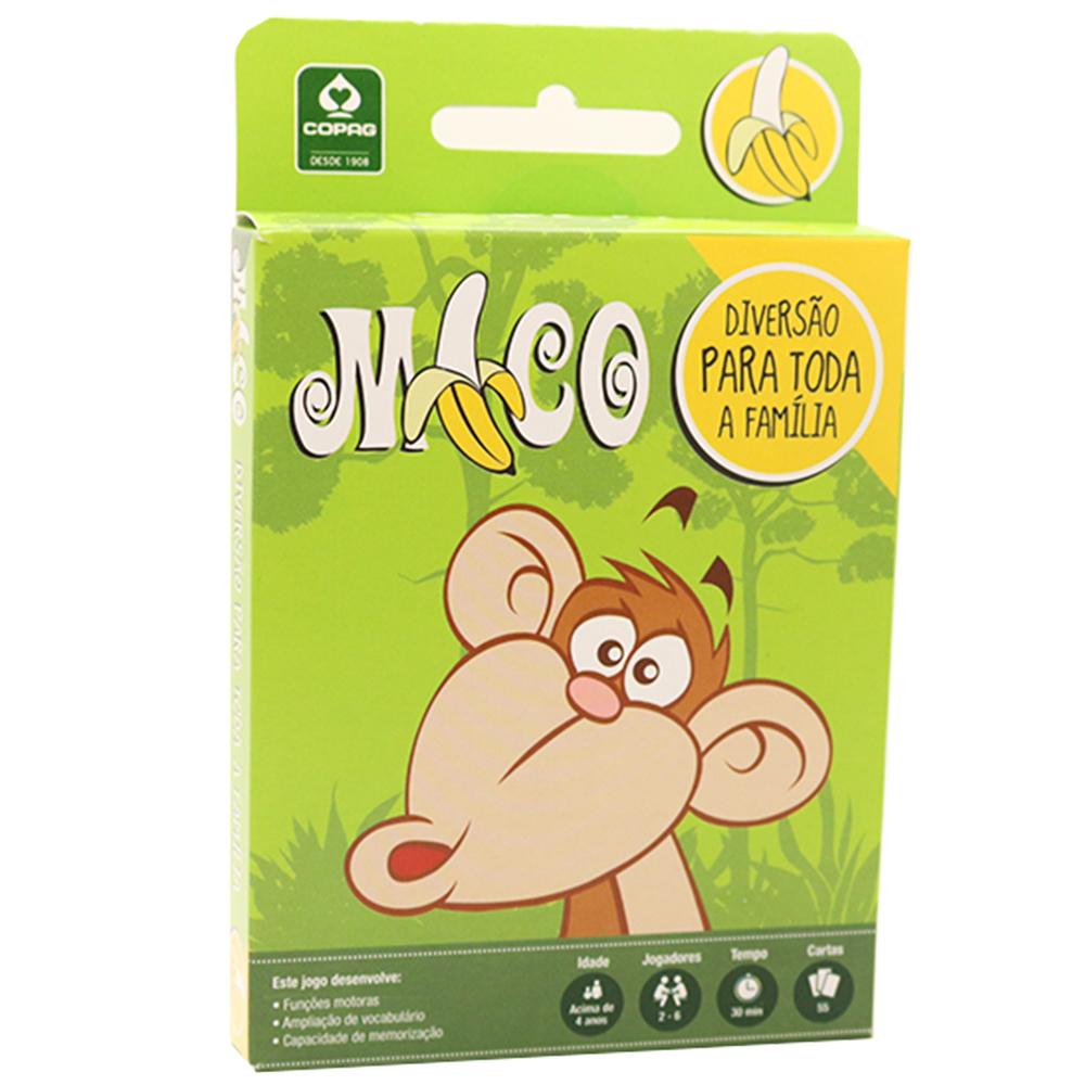 Baralho Copag Mico Com Aroma de Banana (jogo)