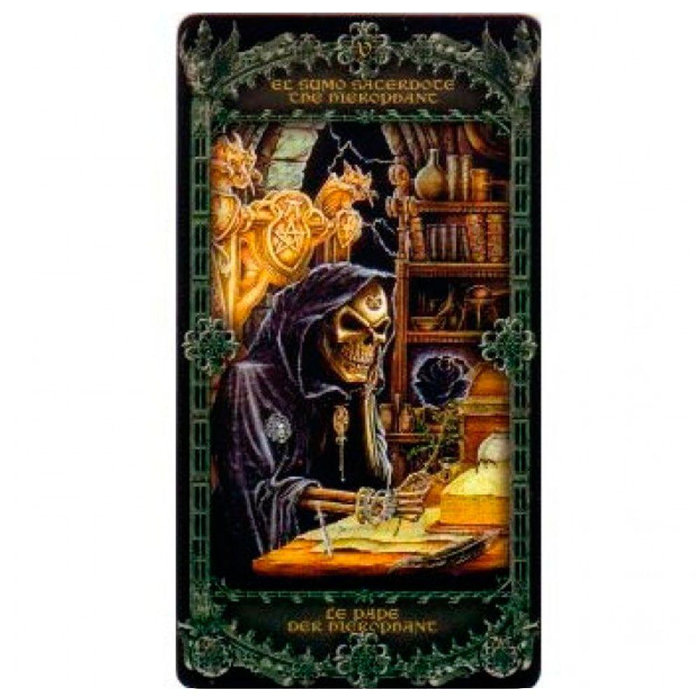 Baralho Fournier Tarot  Alchemy