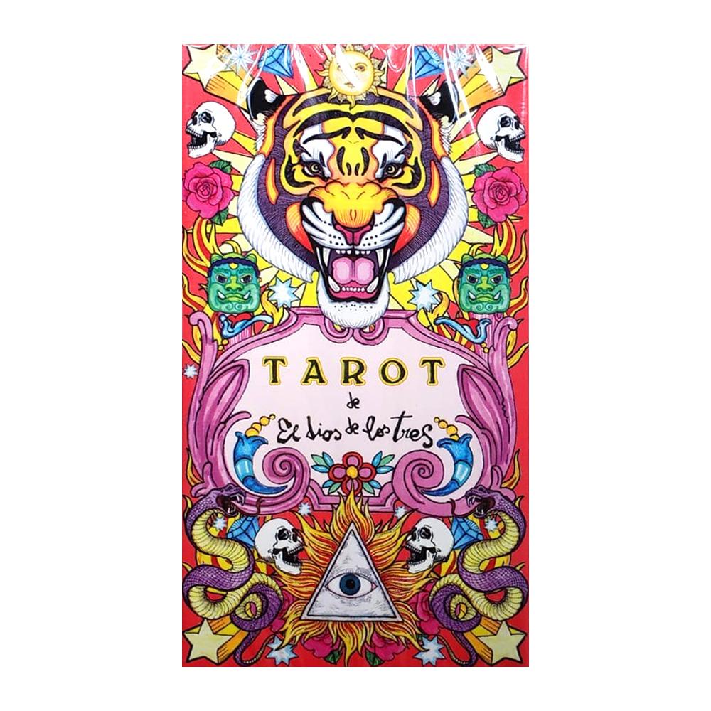 Baralho Fournier Tarot El Dios de los Tres