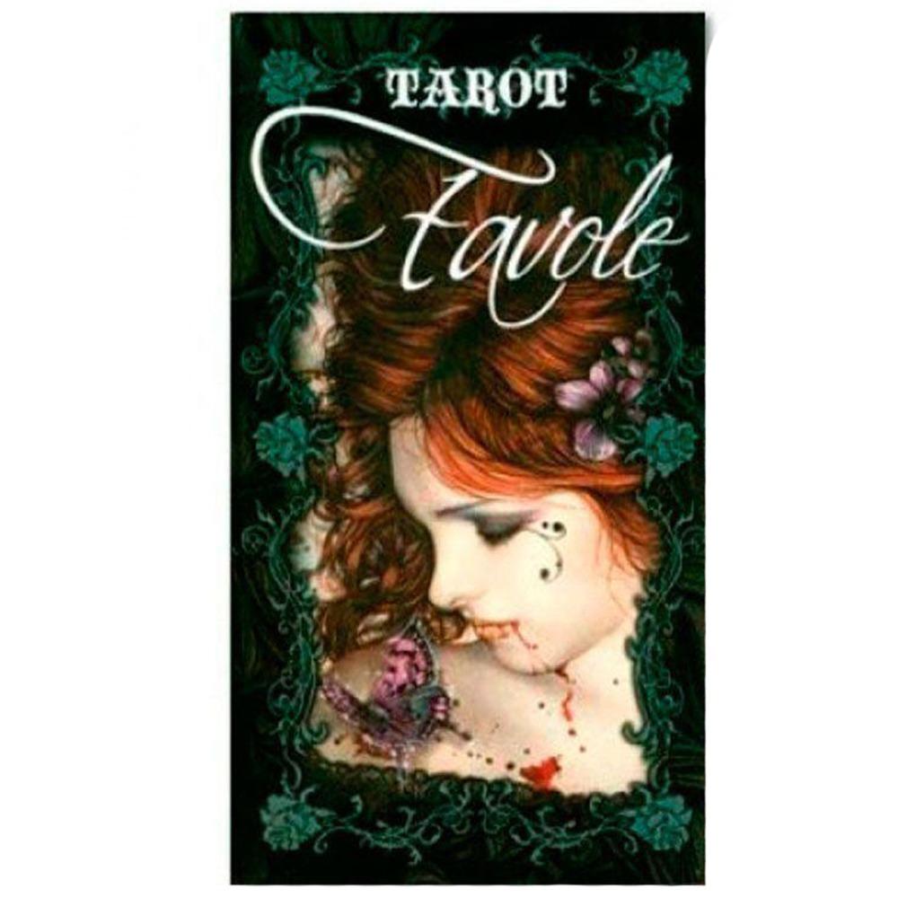 Baralho Fournier Tarot Favole By Victoria Francés