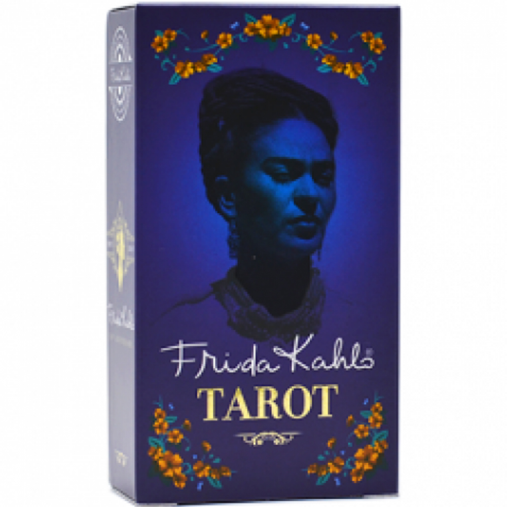 Baralho Fournier Tarot Frida Kahlo