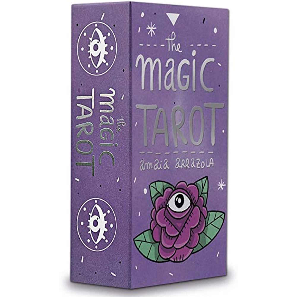 Baralho Fournier Tarot Magic by  Amaia Arrazola