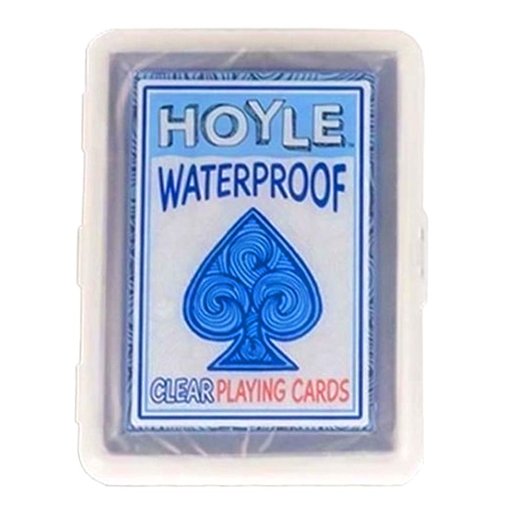 Baralho Hoyle Waterproof (Impermeável)