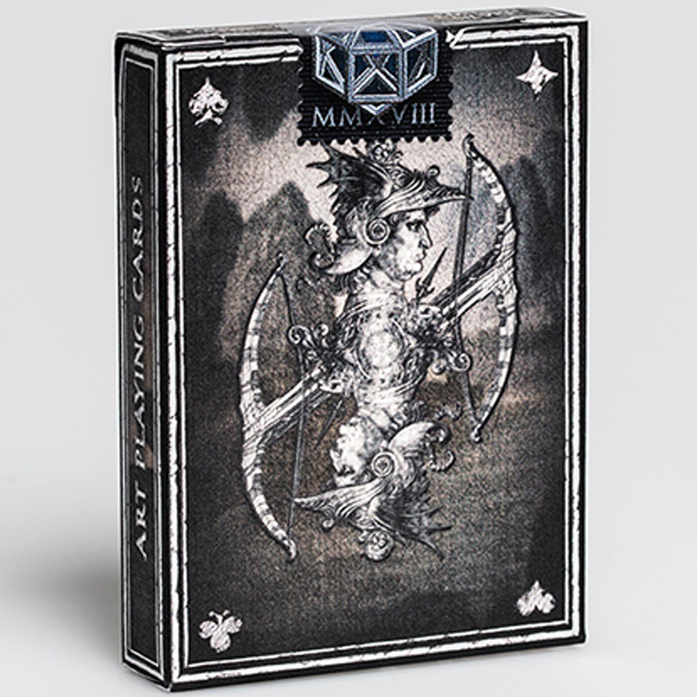 Baralho Leonardo MMXVIII Silver Edition