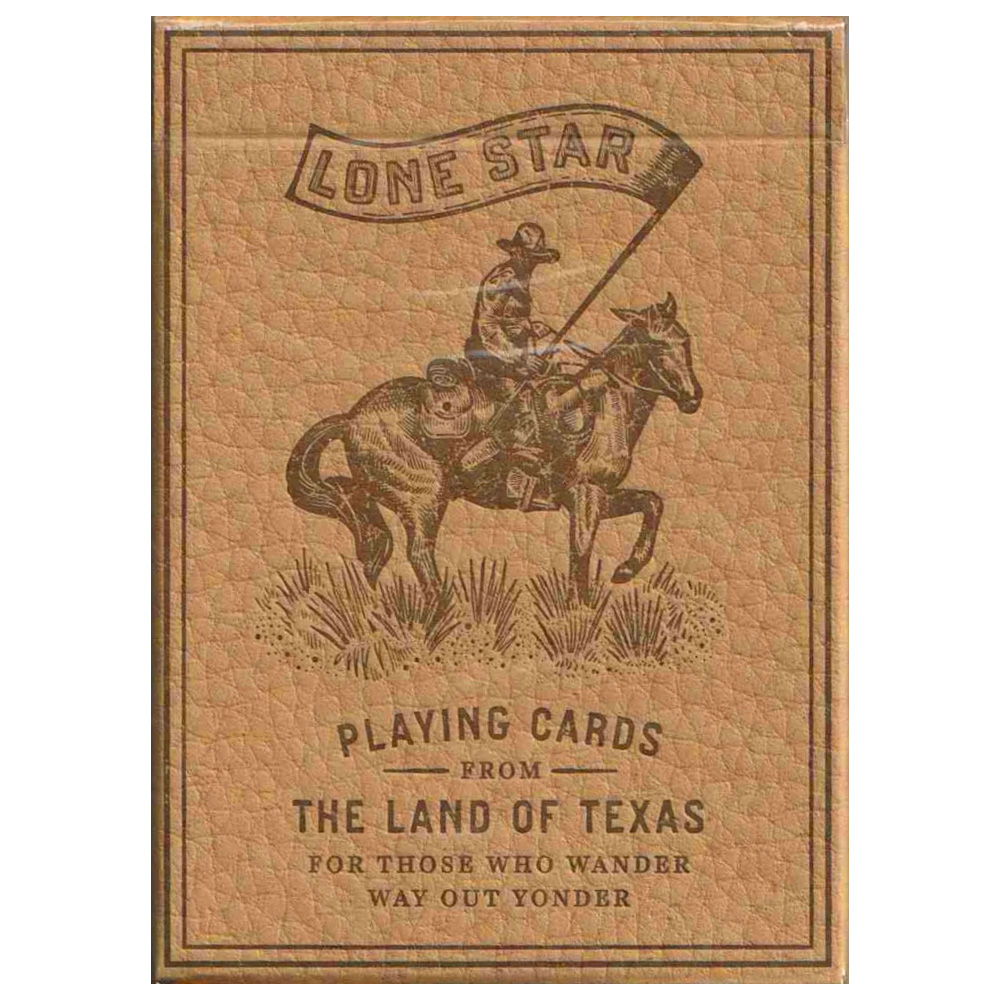 Baralho Lone Star Deluxe