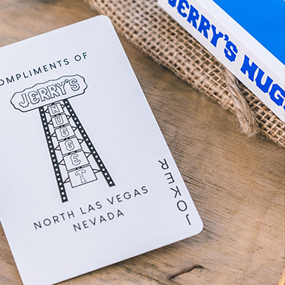 baralho Modern Feel Jerry's Nuggets - Azul