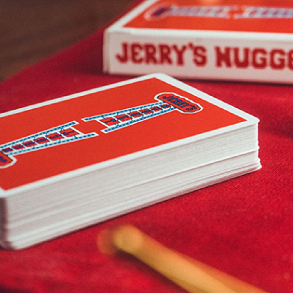 baralho Modern Feel Jerry's Nuggets - Vermelho