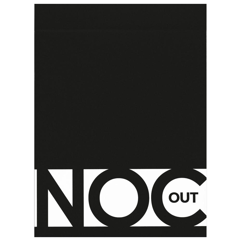 Baralho NOC Out/Black