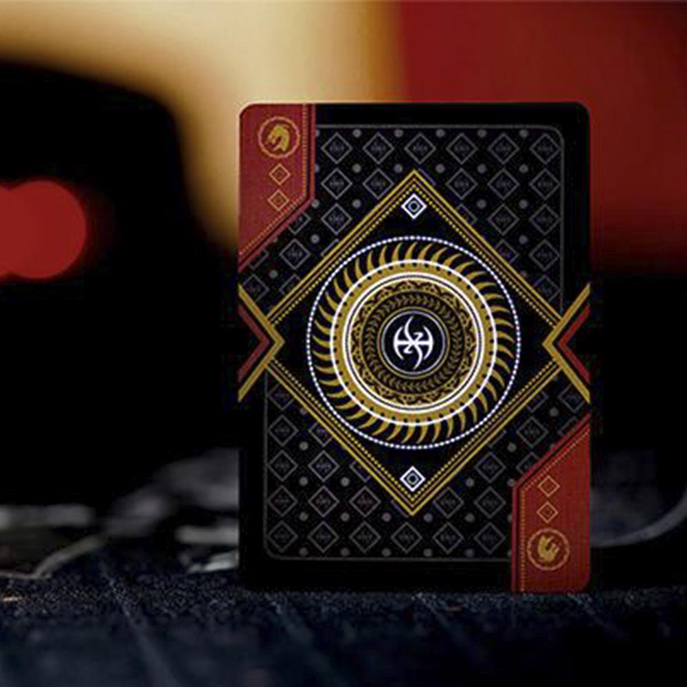 Baralho Standard Edition Dark Lordz Black