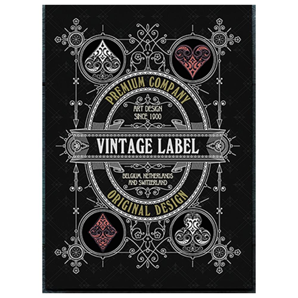 Baralho Vintage Label Gold Edition