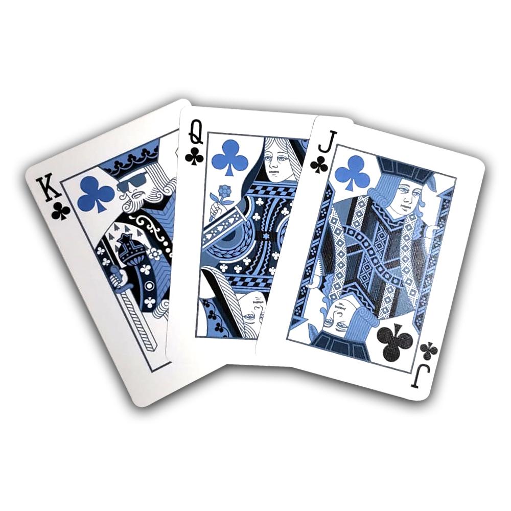 Baralho WH Decks Classic Blue