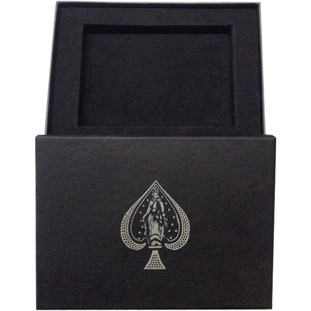 Caixa de Presente com Par de baralho Memento Mori